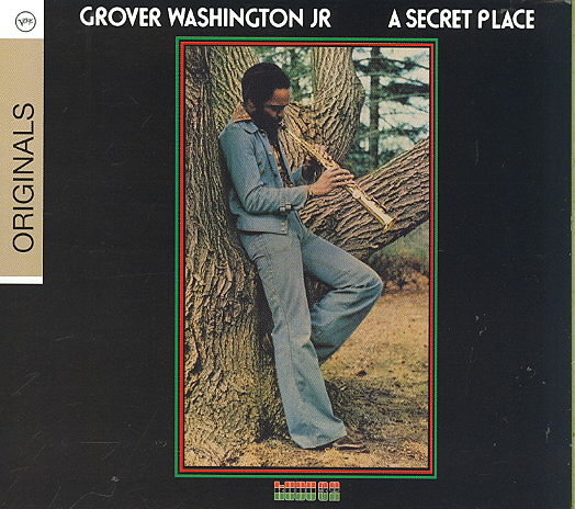 SECRET PLACE BY WASHINGTON,GROVER J (CD)