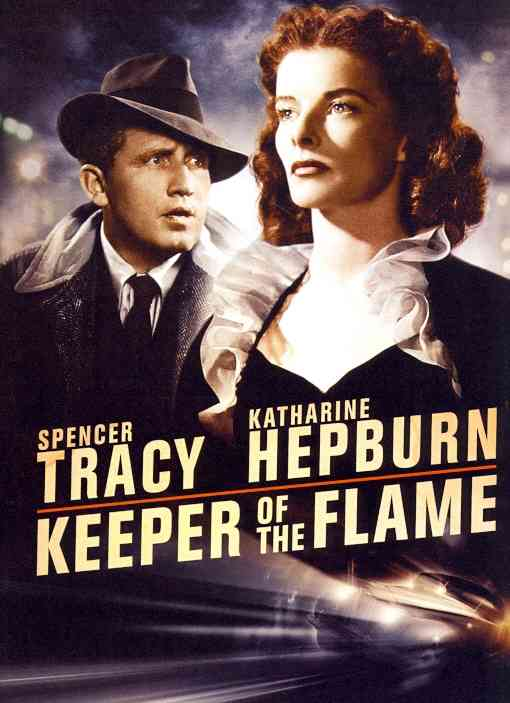 KEEPER OF THE FLAME BY HEPBURN,KATHARINE (DVD)