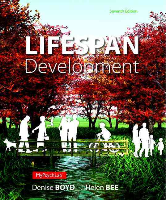 Lifespan Development By Boyd, Denise G./ Bee, Helen L.